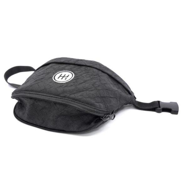 Hüfttasche von Airpaq in Schwarz