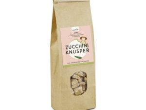 Getreidefreie Hundekekse Zucchini Knusper von naftie