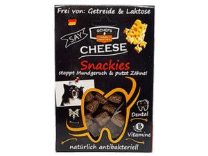 Snackies - Hundesnack aus Käse von Qchefs