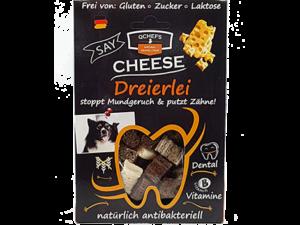 """Käse-Leckerli """"Dreierlei"""" von Qchefs"""