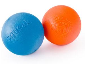 Quietschie - der Squeak Ball von Planet Dog