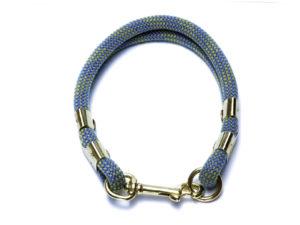 "Hundehalsband aus Kletterseil - ""Trudi"""