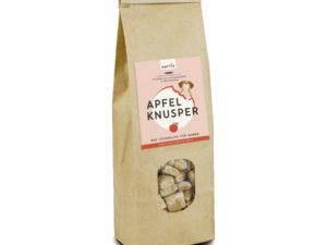"Hundekekse vegan: ""Apfel Knusper"" von Nafte"