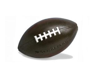 Hundespielzeug für große Hunde - Football von Planet Dog