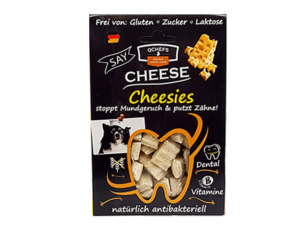 "Qchefs Hartkäse-Snacks ""Cheesies"""