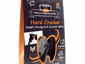 """Zahnpflege Hund """"Hard Cracker"""" von QCHEFS"""