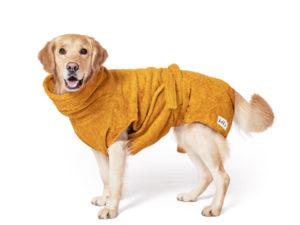 Hundebademantel LILLS Amber
