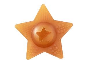 Spielzeug für Welpen und kleine Hunde - Stern von Hevea