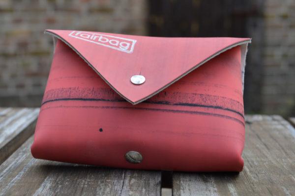 leckerlitasche fairbag rot viereck