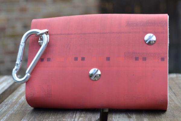 Leckerlitasche fairbag rot viereck hinten