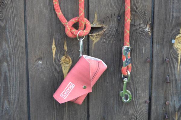 leckerlietasche fairbag rot viereck 02
