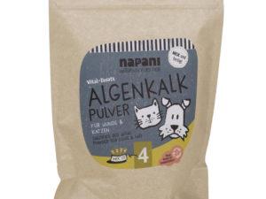 Algenkalk für Hund und Katze von napani
