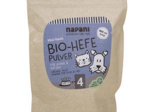 Bio Hefepulver für Hund und Katzenapani 500g