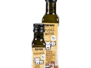 Omega 3 für Hunde - Pudelwohl Öl Mischung von napani