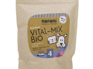 Superfood für Hunde und Katzen Vital-Mix Bio von napani