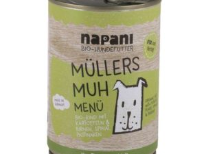 Dosenfutter Müllers Muh napani