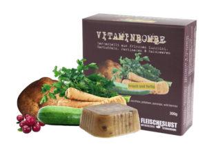 Welches Gemüse dürfen Hunde essen? Fleischeslust Vitaminbombe Kartoffeln, Zucchini und Pastinake