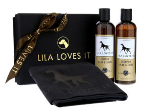 Hundegeschenk: Box von Lila loves it