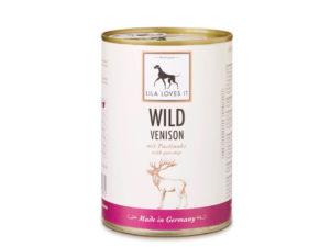 Wild mit Pastinake lila loves it