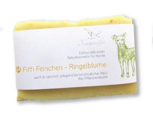 """Hundeseife Natur - """"Fiffi Feinchen"""" von Küstenseifen"""