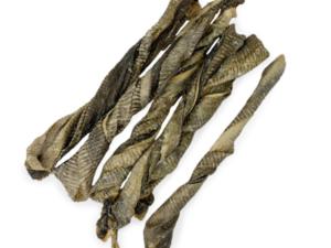 Fisch für Hunde - Kabeljau-Zöpfe