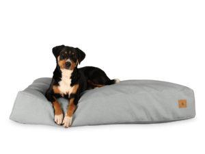 Hundebett in Grau von BUDDY