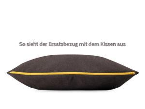 Wechselbezug für BUDDY Kissen in Braun