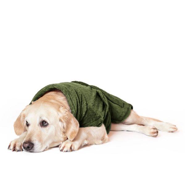 hundebademantel-dunkelgruen-pine-green-lills-02