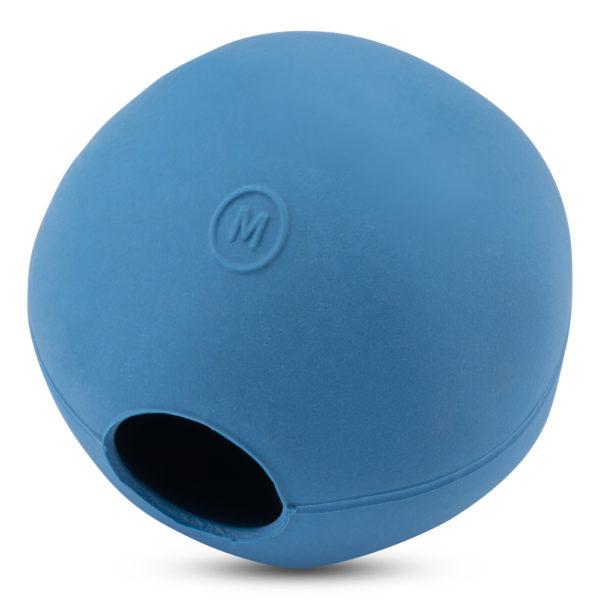 Öko Spielzeug für Hunde: Beco Ball in Blau