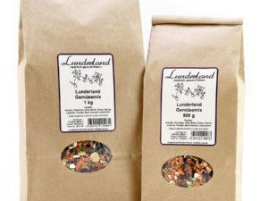 Gemüseflocken für den Hund - Lunderland