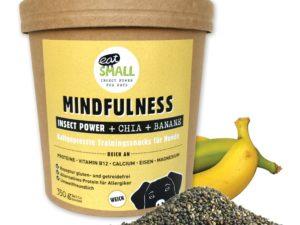 Hundeleckerli aus Instekten: Mindfulness