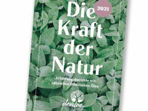"""""""Die Kraft der Natur"""" - Buch über ätherische Öle"""