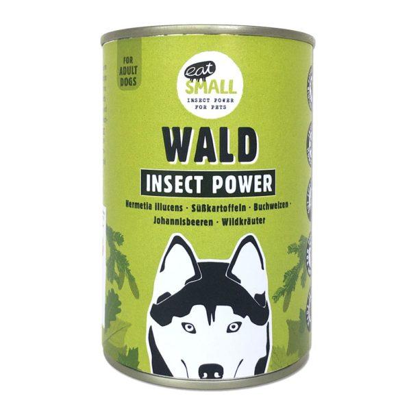 Insekten Futter für den Hund - WALD von Eat Small