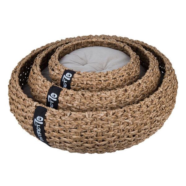 Hundekörbchen COCOON in drei Größen