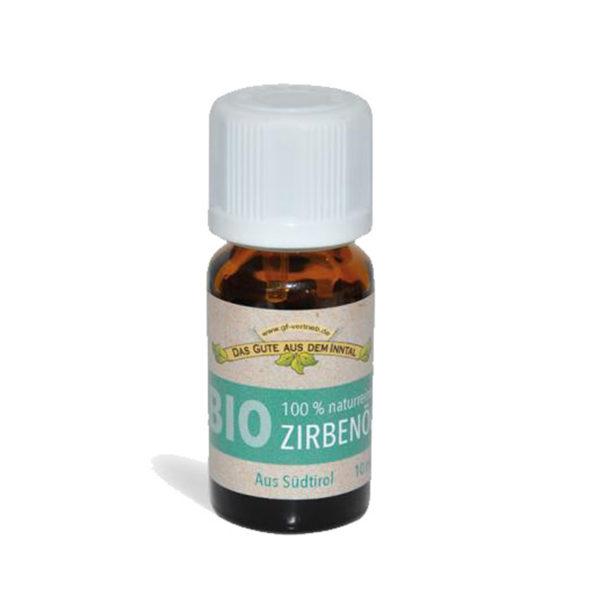 Bio Zirbenöl für Zeckenhalsband
