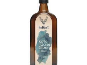 Silberwasser 25 ppm - Heilkraft
