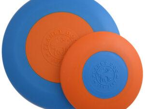 Frisbee für Hunde: schwimmfähig, unbedenklich und flexibel