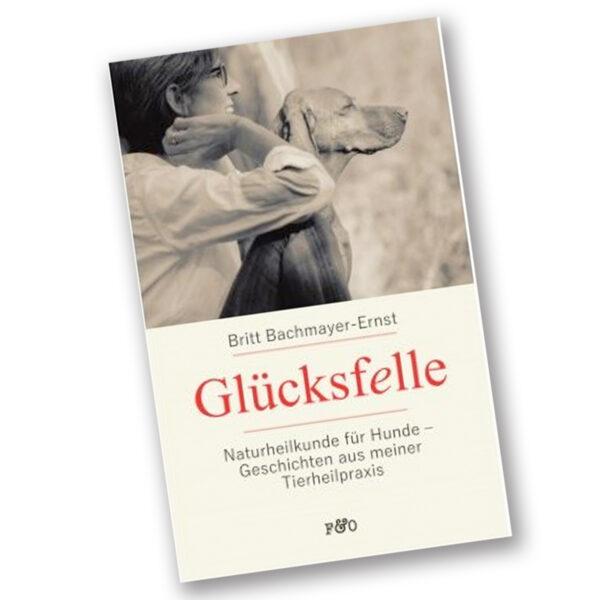 """""""Glücksfelle - Naturheilkunde für Hunde – Geschichten aus meiner Tierheilpraxis"""" - Britt Bachmayer-Ernst"""