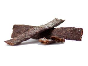 Natürliche Kauartikel für den Hund: Reh getrocknet