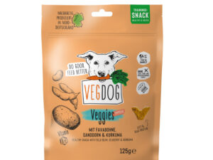 Vegane Snacks für Hunde - VEGGIE IMMUNE von VEGDOG