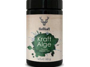 Chlorella Algen Presslinge - HEILKRAFT